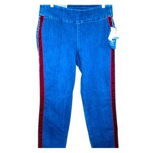 Charter Club Cambridge Skinny Ankle Jeans Size 8